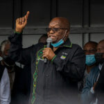 Jacob Zuma, Former South African President, Is Arrested