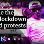 Covid: Where is the anti-lockdown movement headed? – BBC Newsnight