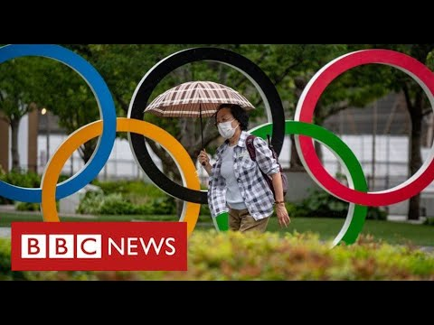 Olympic athletes catch Covid just days before Tokyo Games begin – BBC News