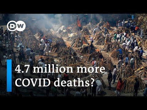 India's COVID deaths up to ten times higher than official tally   DW News