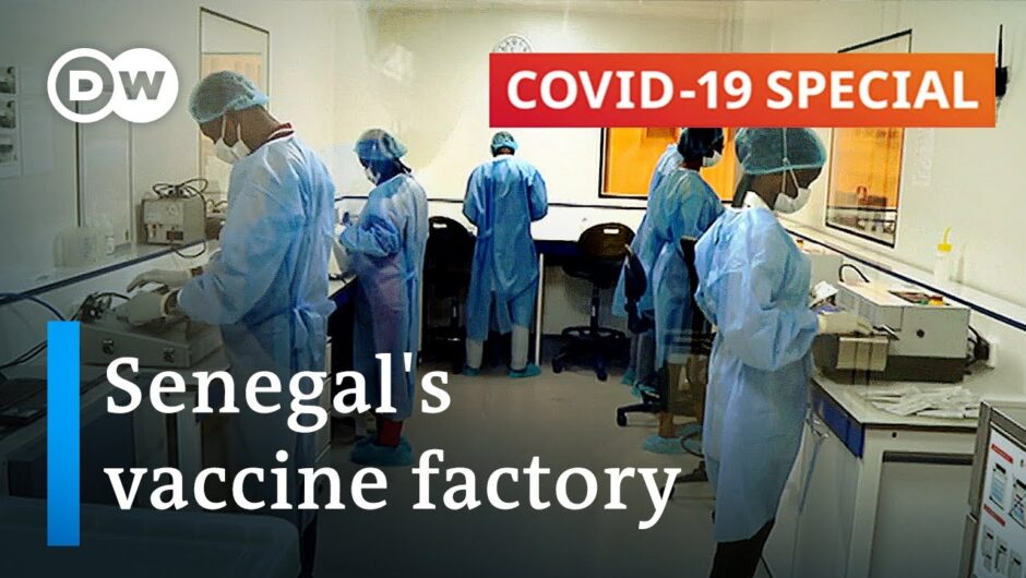 How a Senegal lab may be Africa's pandemic game changer   COVID-19 Special