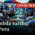 Lambda variant pushes up death toll in Peru | COVID-19 Special