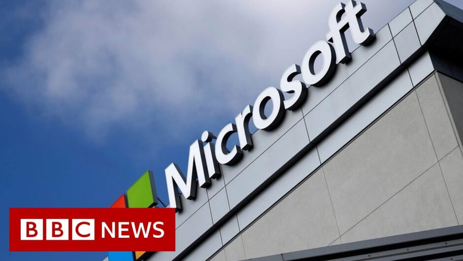 China accused of cyber-attack on Microsoft – BBC News