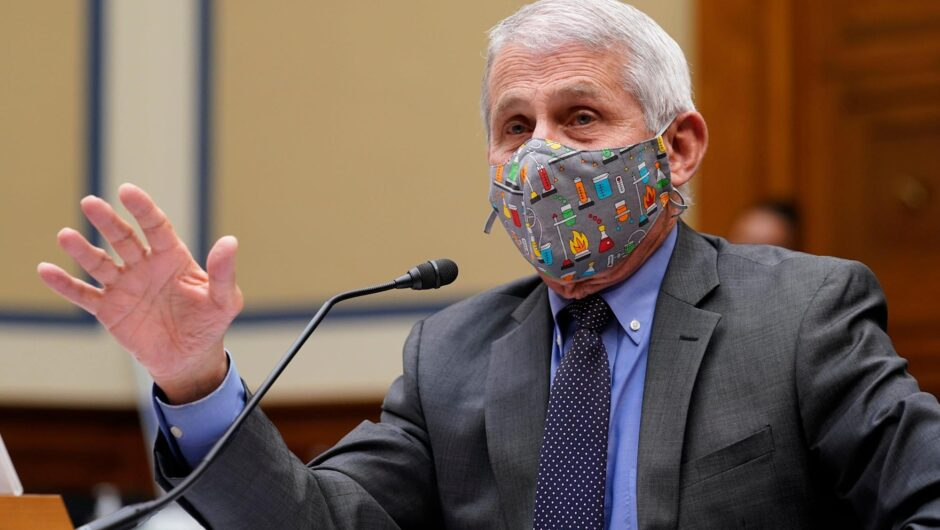 Fauci warns of COVID-19 rise because of low vaccinations, not creation of 'two Americas'