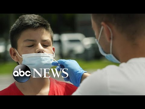 Surge in COVID-19 cases sparks debate on growing risk for children l WNT