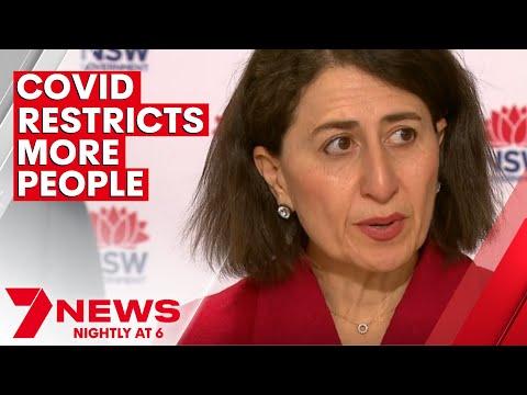 Sydney coronavirus outbreak considered a 'national emergency' by NSW Premier | 7NEWS