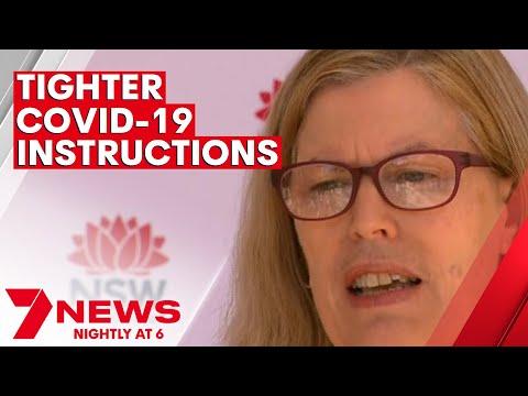 Coronavirus alert for people in southwest Sydney during 2021 Sydney lockdown   7NEWS