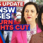 NSW records 24 new COVID-19 cases, leaders call for cut on international arrivals | 9 News Australia