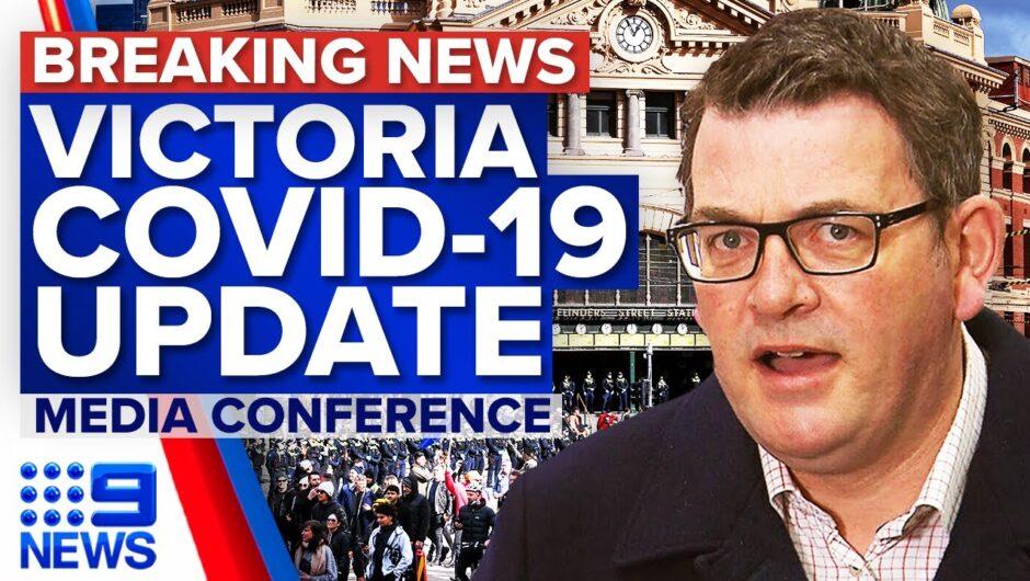 Victoria records 11 local COVID-19 cases | Coronavirus | 9 News Australia