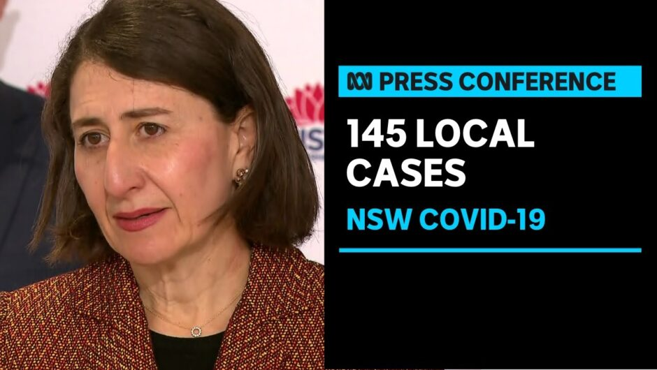 IN FULL: NSW Premier provides COVID-19 update | ABC News