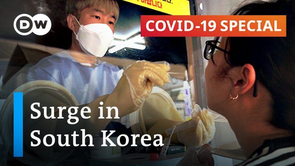 South Korea battles its worst coronavirus surge yet   COVID-19 Special