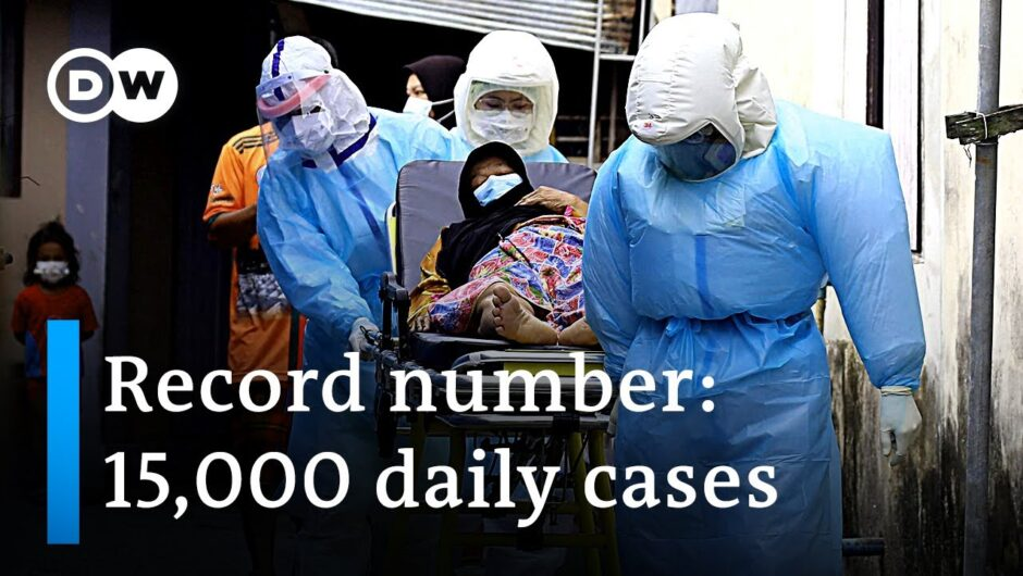Thailand faces worst pandemic wave yet   DW News