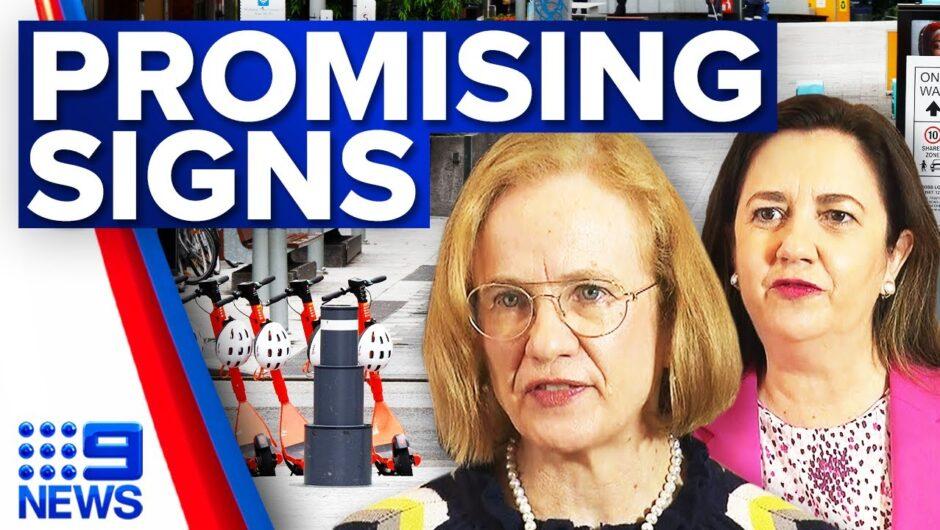 Promising signs for Queensland's three-day lockdown ending   Coronavirus   9 News Australia