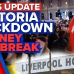 Victoria five-day COVID-19 lockdown, Sydney cluster concerns   Coronavirus   9 News Australia