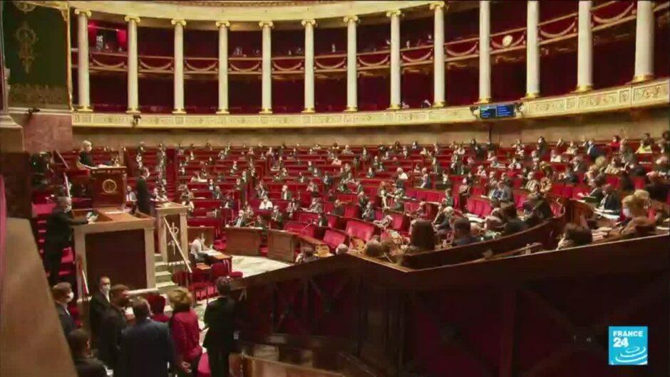 Covid-19 en France : un nouveau projet de loi anti-Covid sur les rails • FRANCE 24